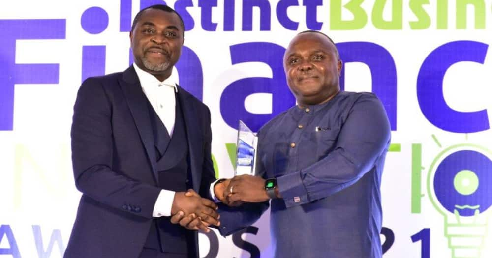 MTN Ghana bags 7 awards at the 6th finance and innovation awards