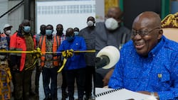 Photos drop from Akufo-Addo's 3-day tour of Greater Accra Region