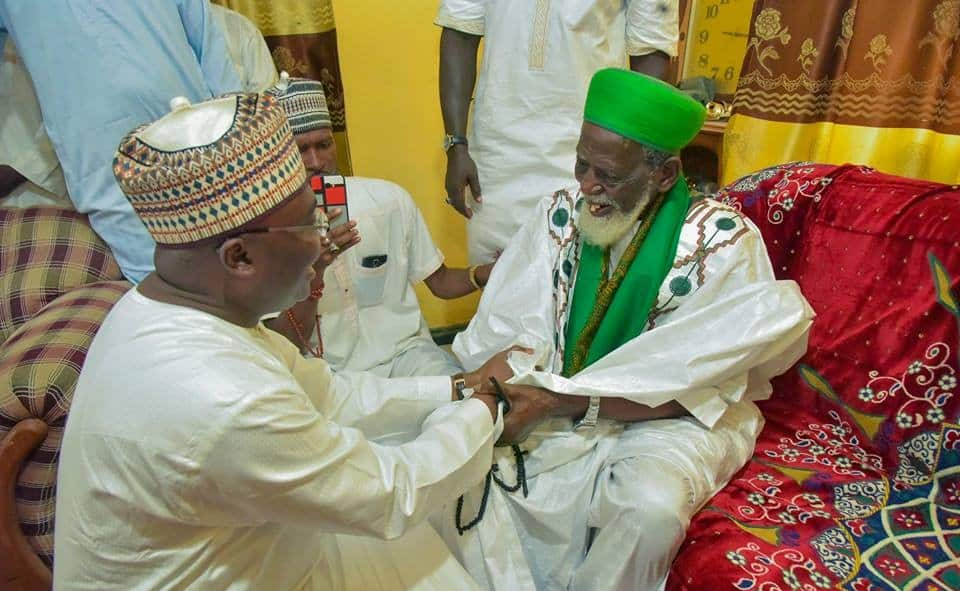 Ghanaians celebrate Chief Imam as he turns 100 years