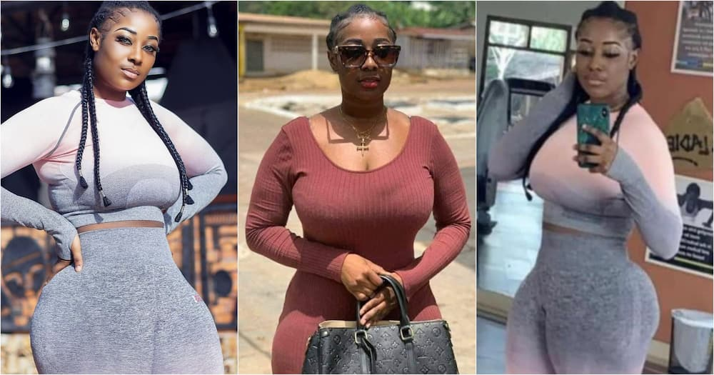 Esther Owusu Ansah: Ghanaian fitness enthusiast dies in accident