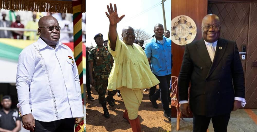 TrustAkufoAddo: Ghanaians heat up Twitter with top achievements of Nana ahead of 2020 elections