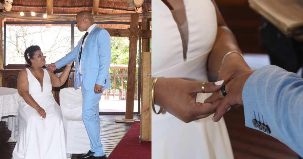 Bride offers wedding advice