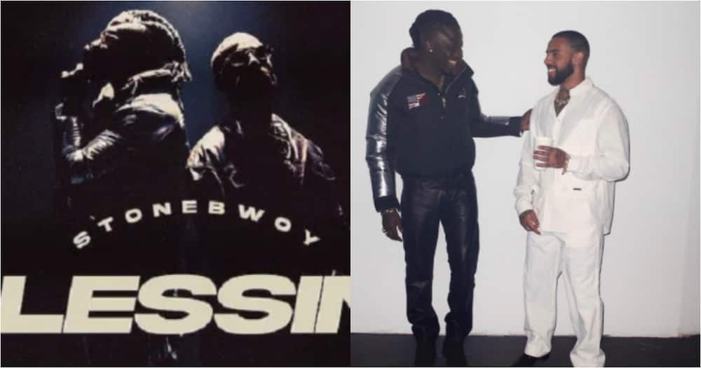 Historic: Stonebwoy's song Blessing with Vic Mensa hits 1million YouTube views in a day