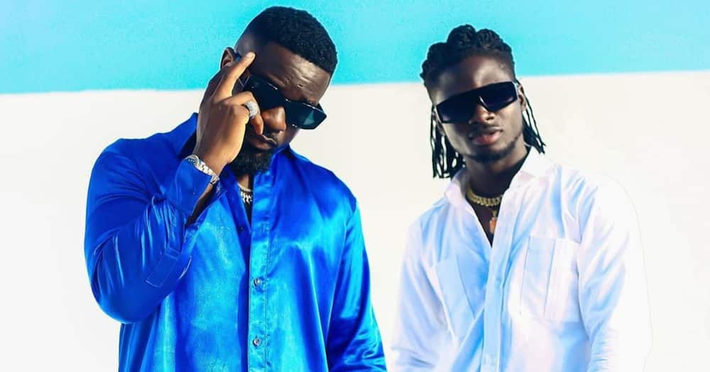 5 comments Kuami Eugene has made about Sarkodie so far after he tricked him to endorse NPP