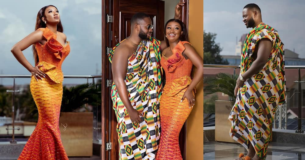 Cindy Ofori Sarpong and Richard Peprah white wedding: Venue and other details pop up