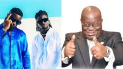 Nana Toaso - Sarkodie endorses Akufo-Addo's 2nd term; drops 'campaign' song with Kuami Eugene