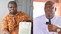 'Pay Psalm Adjeteyfio GHc1500 each month from my salary' - Henry Quartey comes to actor's aid