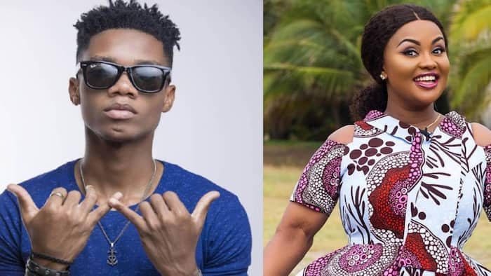 I study Nana Ama McBrown a lot - Kidi makes revelation about career choices in new interview