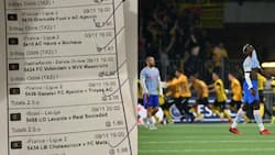 GH man places 10-year trophyless curse on Man United for 'spoiling' his GHC100 bet