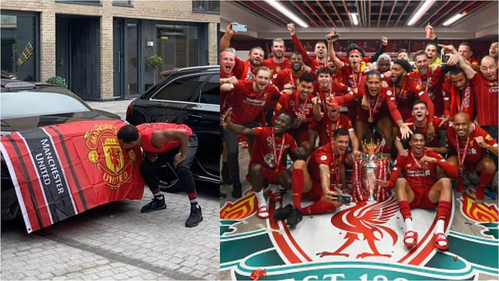 Patrice Evra: 'The last time Liverpool won the league I was 9-years-old'