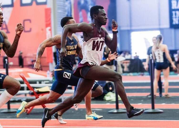 Ghanaian sprinter breaks 2021 world 100m record in under ten seconds