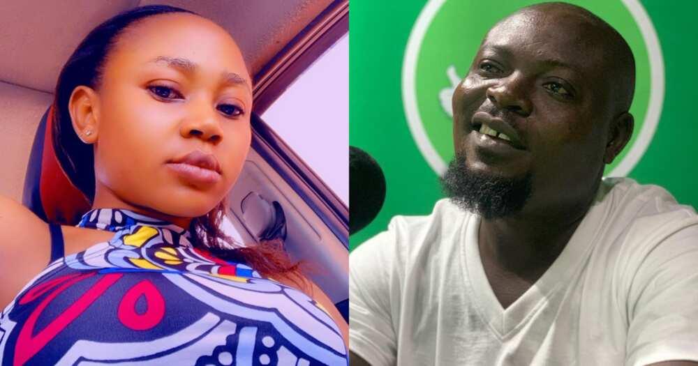 Rashid Yakubu: Akuapem Poloo's Baby Daddy Confesses He Still Loves Her (Video)