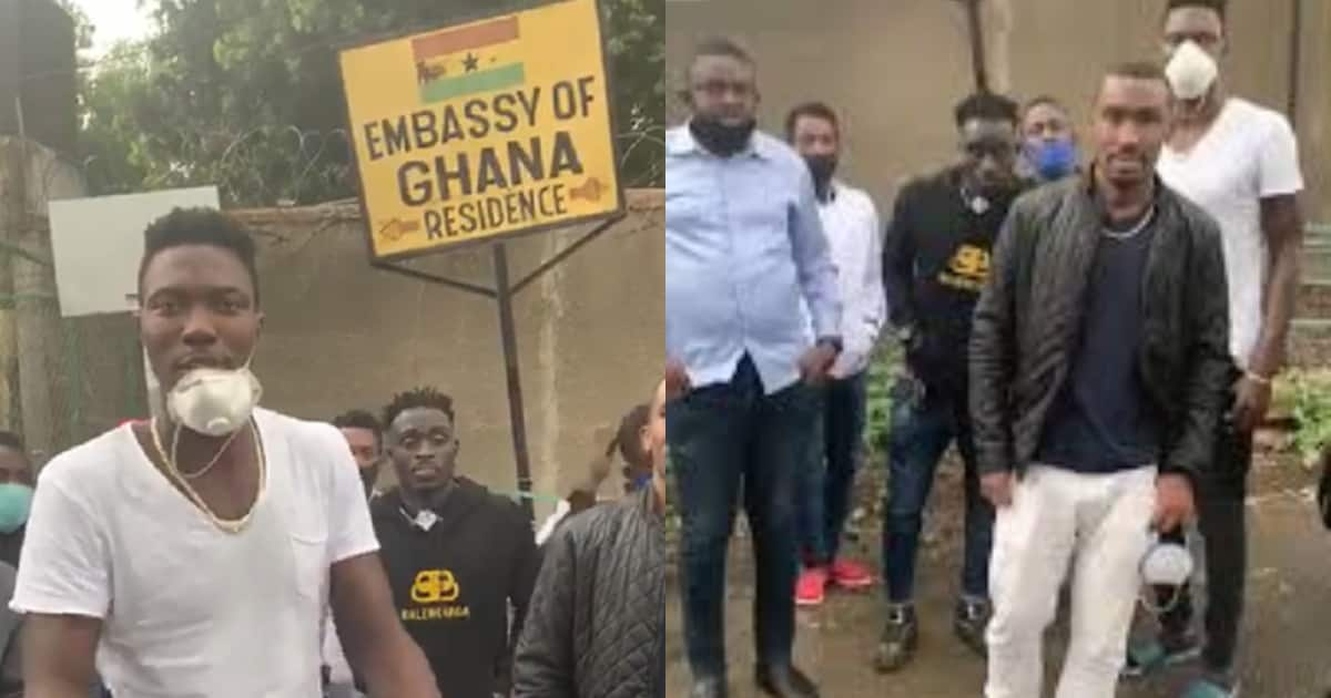 21 Ghanaian football stars stranded in Ethiopia to arrive home on Friday