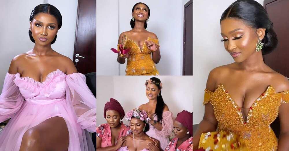 Mariam Owusu Poku: 2018 Miss Malaika Marries On Good Friday; Beautiful Videos Drop