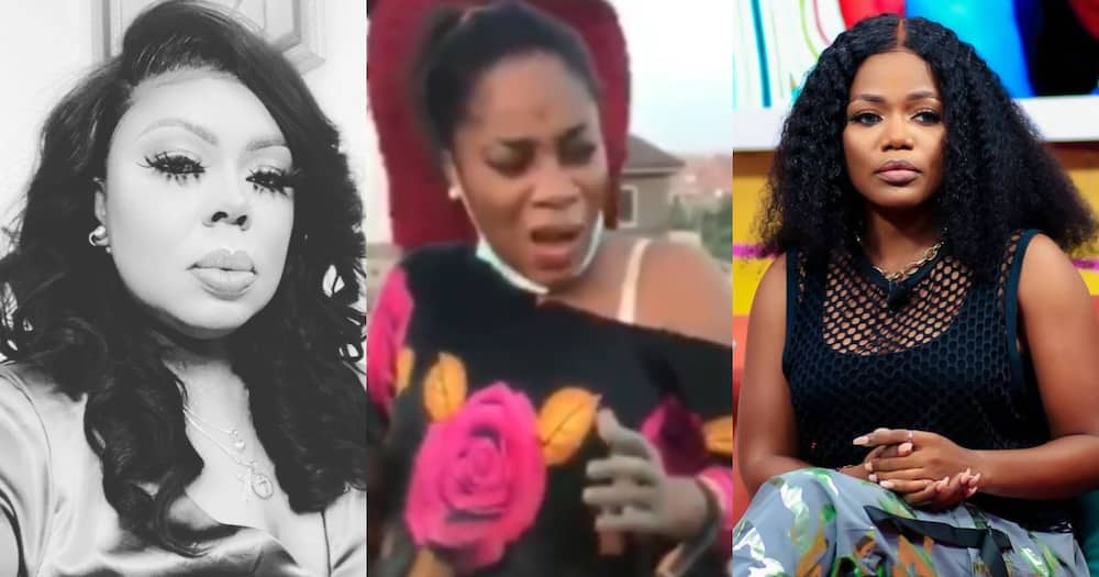 Moesha: Afia Schwar, Mzbel and 5 Others Celebs who have Expressed Concern About Actress Plight