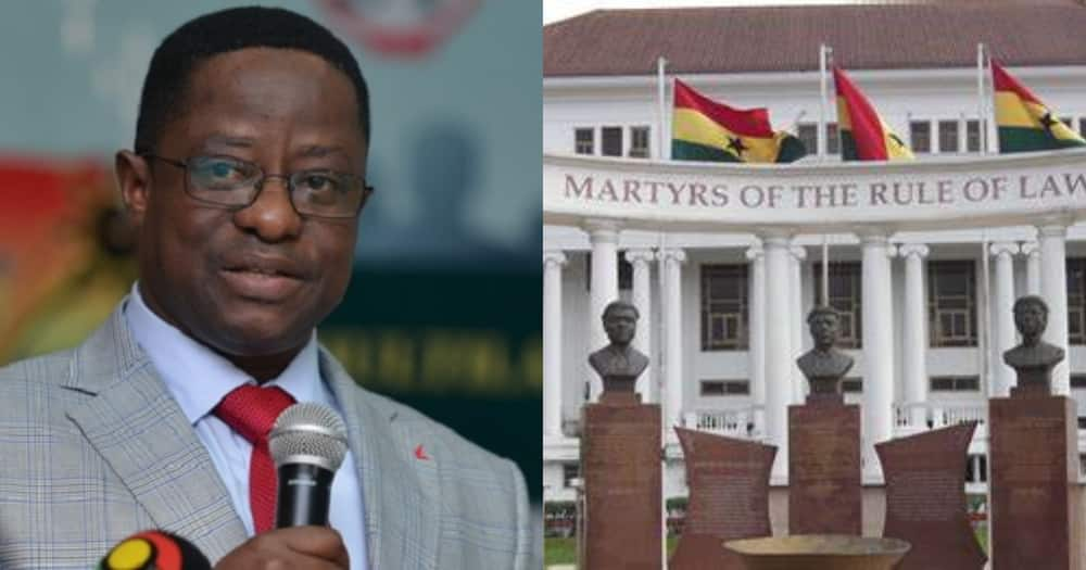 Supreme Court throws out case against Amewu; maintains him in Parliament