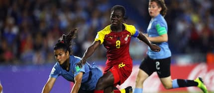High-flying Ghana ease past Uruguay in FIFA U-17 Women's World Cup