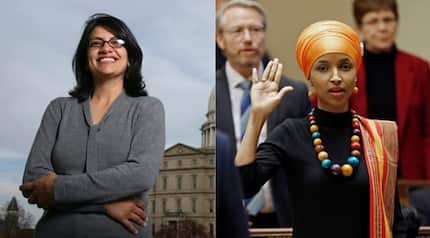 Meet Rashida Tlaib and Ilhan Omar, the first Muslim women elected to Congress in US