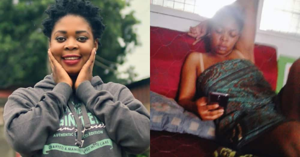 From a struggling poor mother to a rich flourishing star - Joyce Dzidzor narrates life story