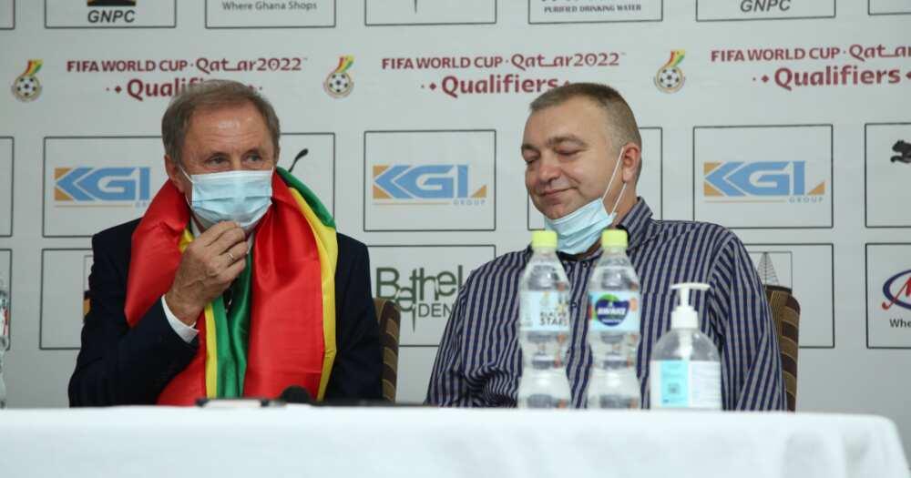 Milo's return gives me nostalgia - Black Stars fans react to Rajevac's appointment as Ghana coach