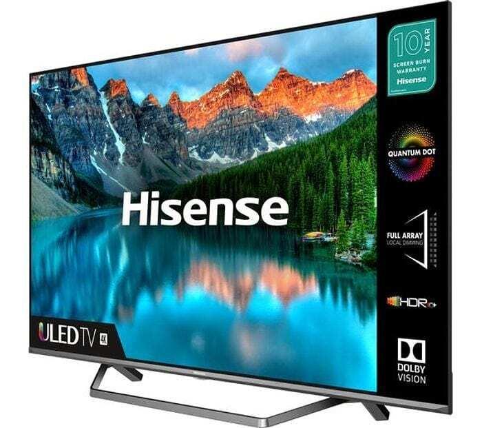 Hisense TV prices in Ghana
