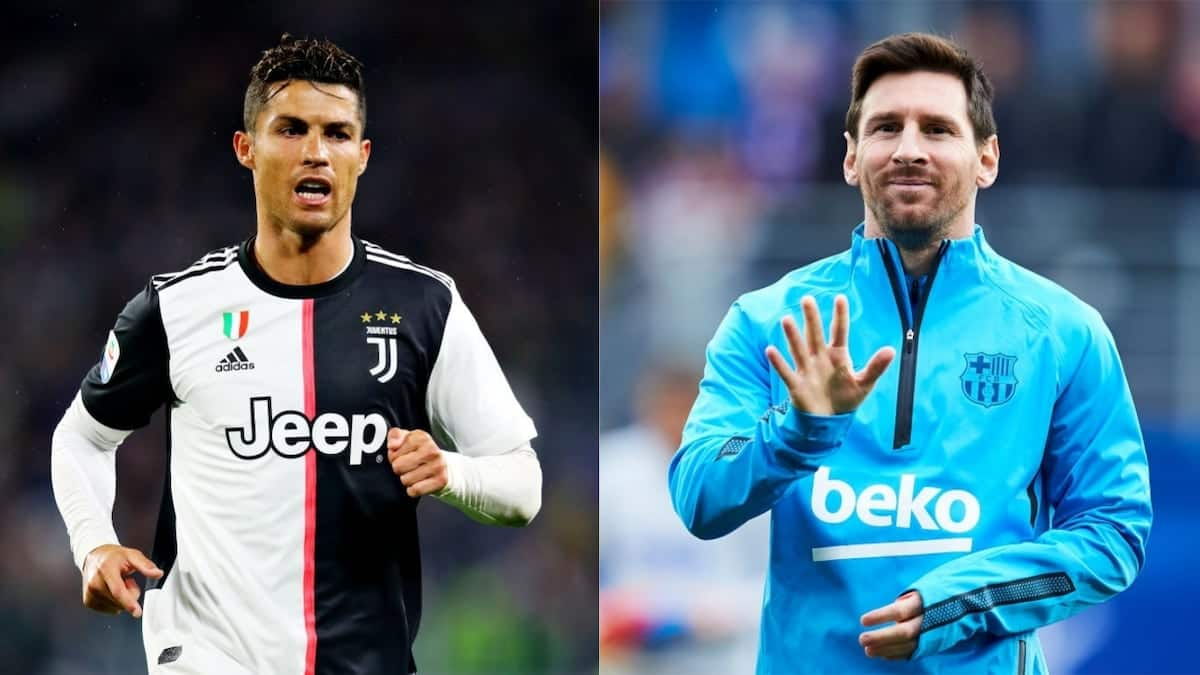 Supercomputer finally reveals who is better between Lionel Messi and Ronaldo