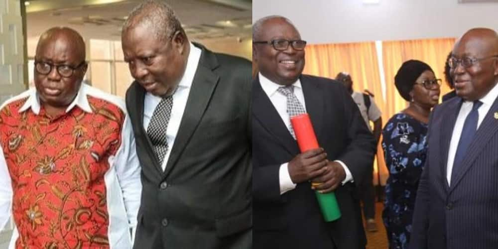 """""""Corruption is fighting me back"""" – Amidu on fall out from his resignation"""