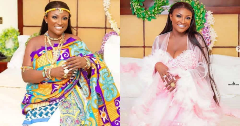 There's nothing special about marriage - Abena Moet says 2 weeks after wedding (video)