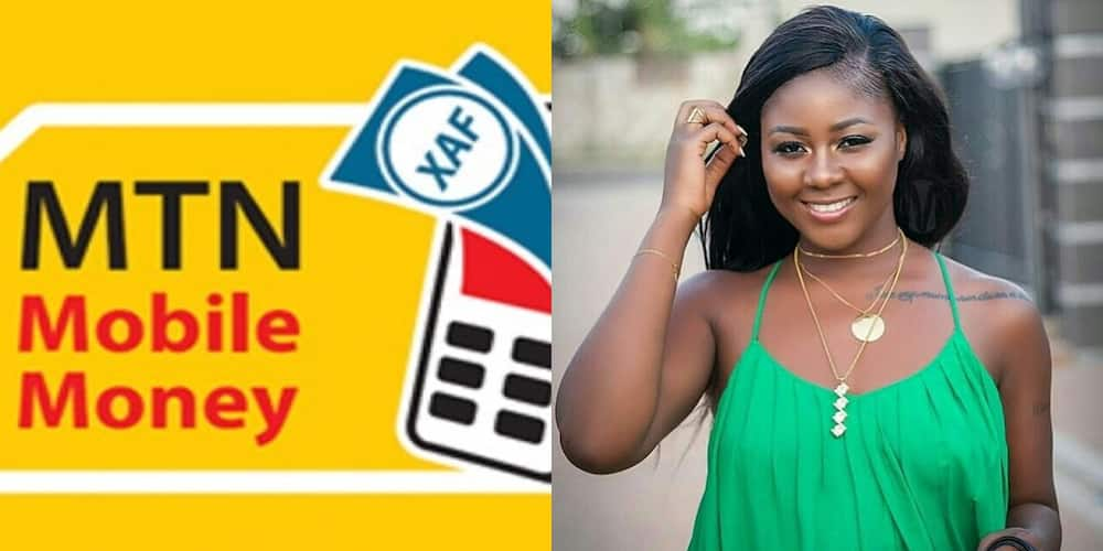 I was mistaken - Salma Mumin begs MTN for saying they stole her GHc 10,000