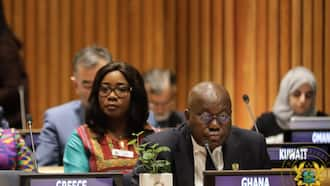 Ghana joins world powers to decide on peace in UN Security Council