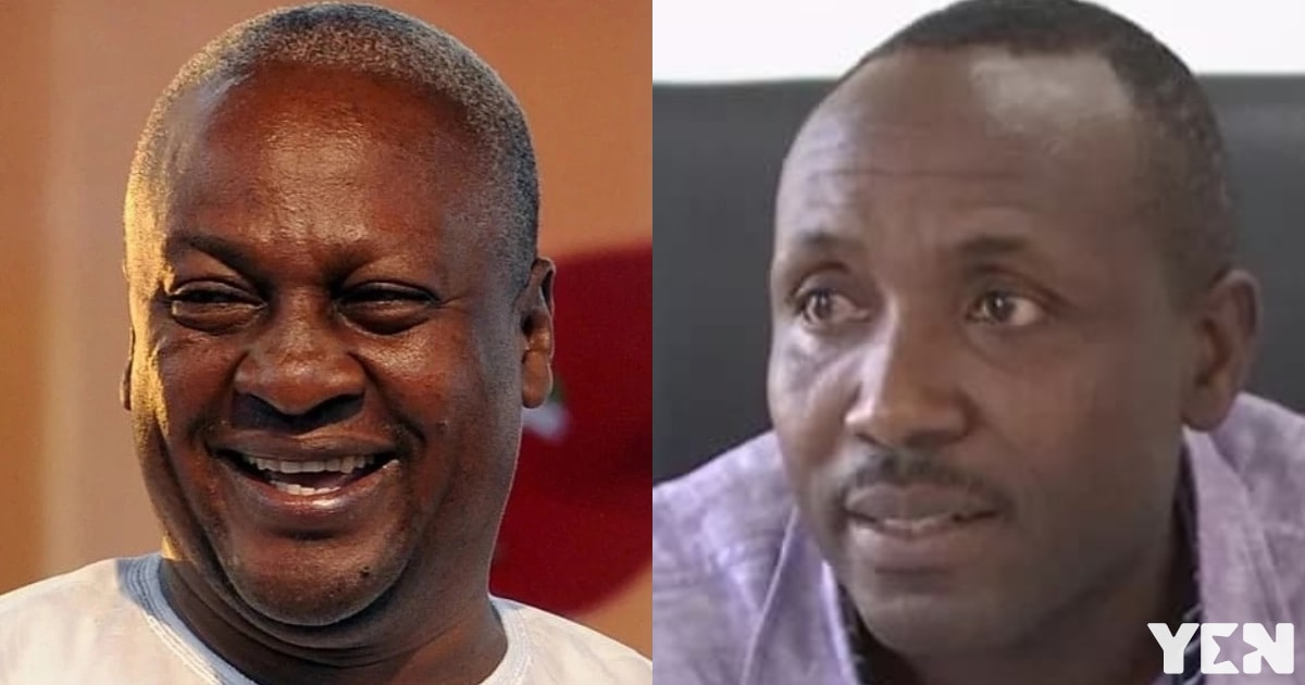 NPP's John Boadu hot for attacking Mahama over 'Christmas is dry' comment