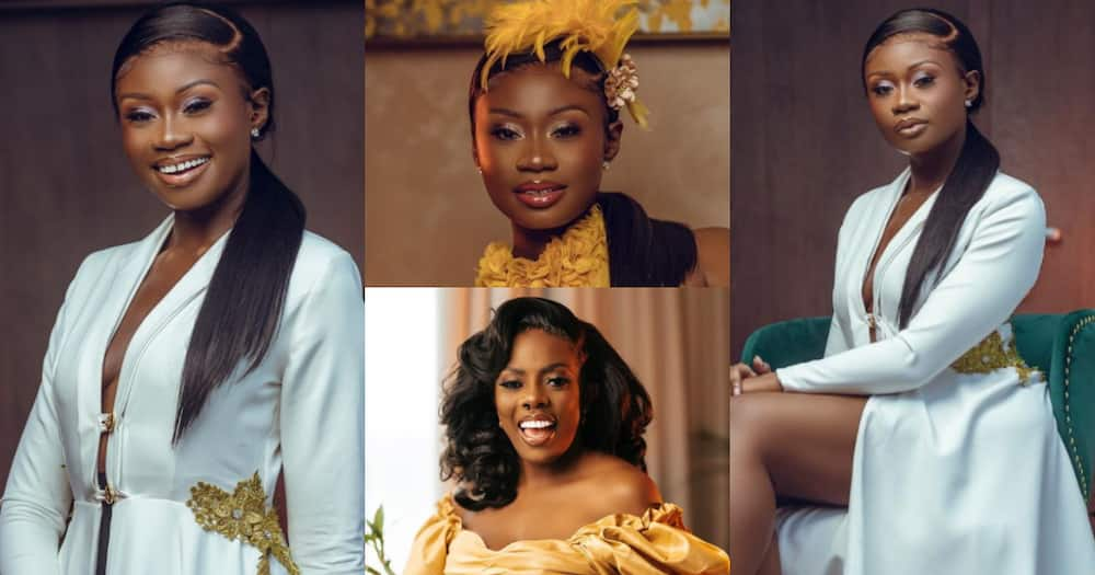Natalie Fort: GHOne TV presenter marks 26th bday, Nana Aba drops beautiful photos to celebrate her