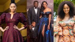 Sulley Muntari's beauty queen wife Menaye Donkor gives birth to their 2nd child; video drops