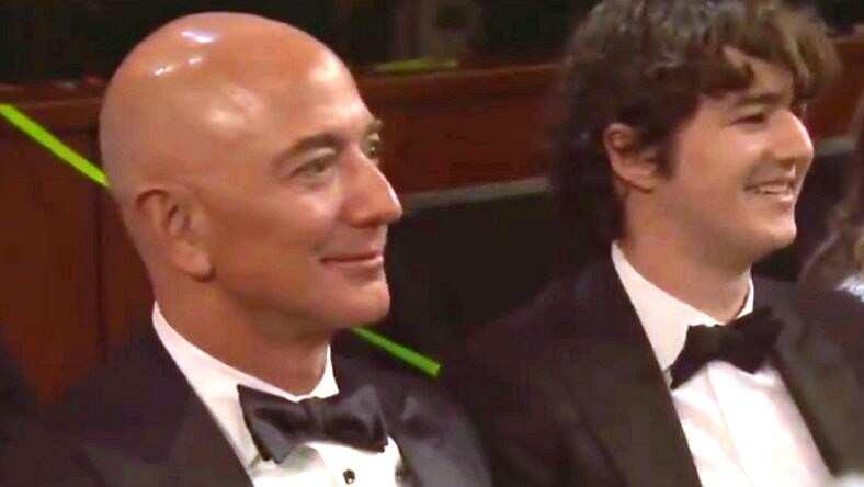 Chris Rock and Steve Martin heartlessly mock Jeff Bezoz over divorce