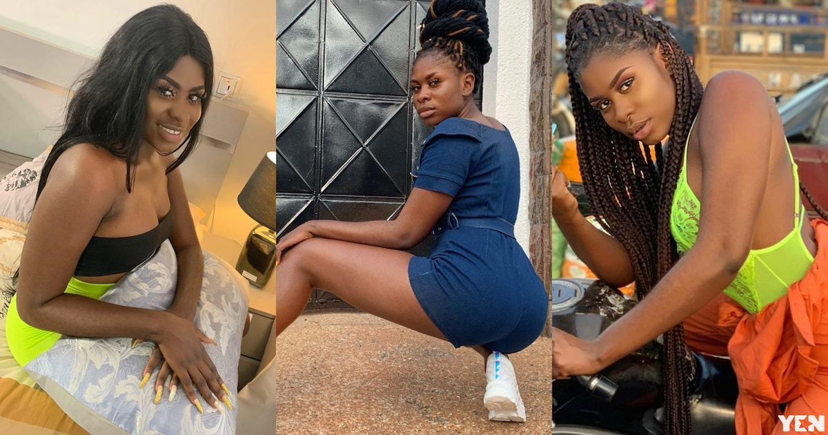 Yaa Jackson goes completely naked in latest photo to promote new song