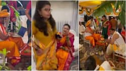 Video of groom operating laptop on his wedding day causes massive stir online