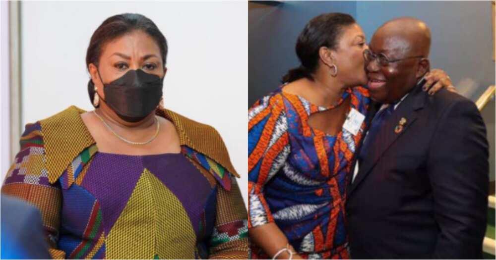 Ghanaians celebrate Rebecca Akufo-Addo as she turns 70 years