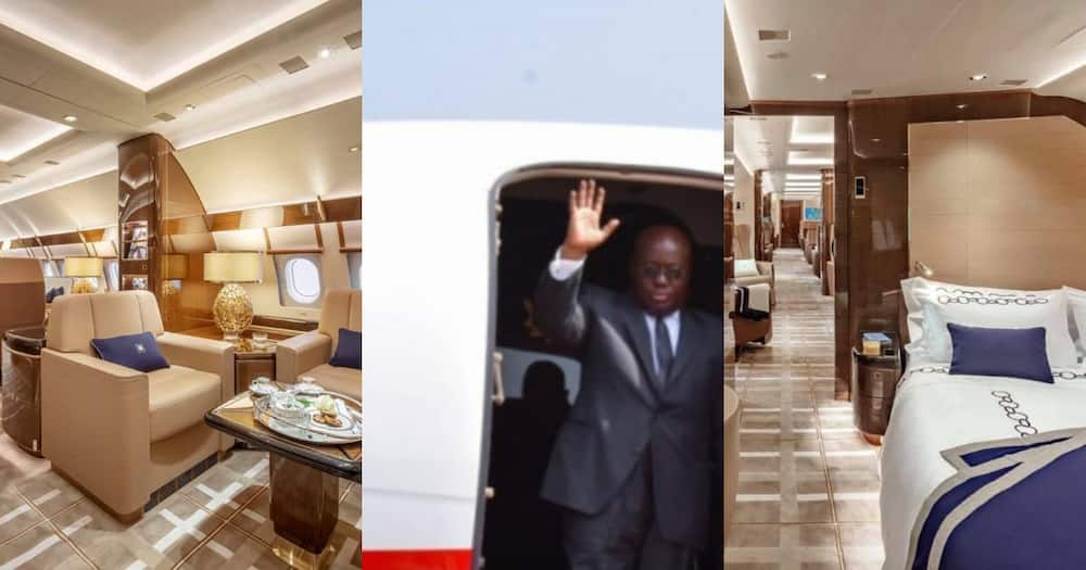 Ablakwa claims Akufo-Addo spends GHS2.8m on private jet to Paris, Johannesburg