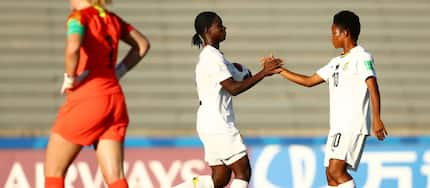 Ghana ease past New Zealand; set to face Mexico in quarter-finals in FIFA U-17 Women's World Cup