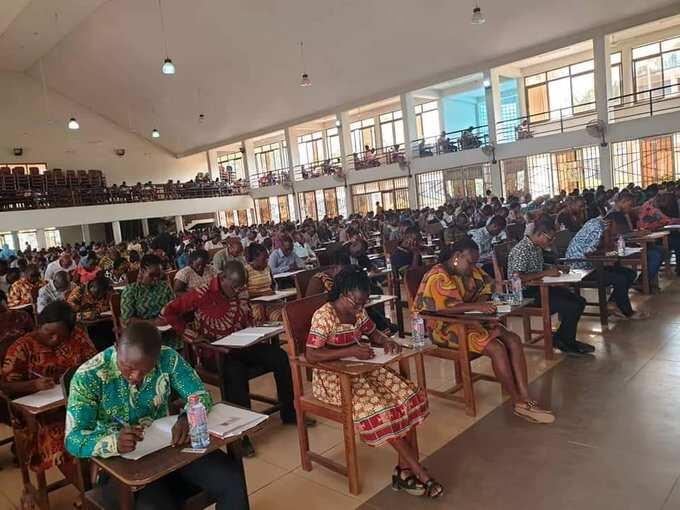 ghana education service recruitment of non teaching staff