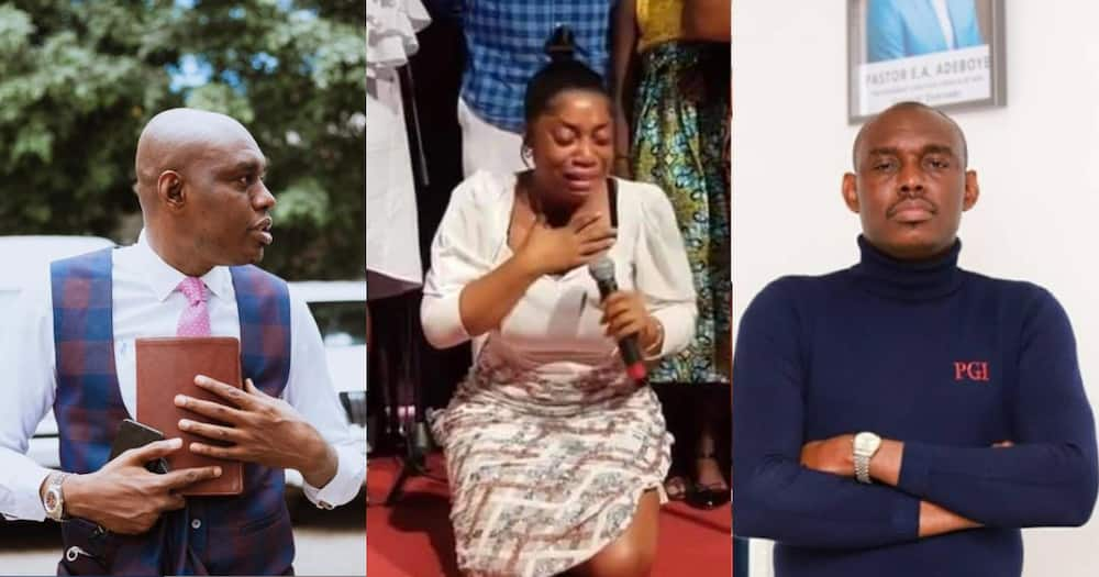 Pastor Gabriel: Man of God at the center of Moesha's repentance saga breaks silence