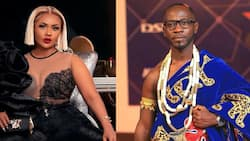 """""""I didn't know what to do"""" - Okyeame Kwame speaks after McBrown joined him on VGMA stage"""