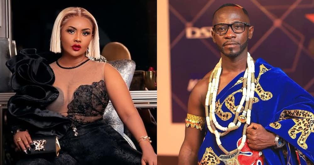 Okyeame Kwame: Rapper Speaks on ex-Lover McBrown Joining him on VGMA Stage