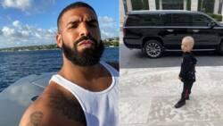 Drake's son goes viral as he celebrates 3rd birthday