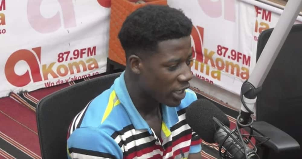 Ghanaian man opens up about an attack that involved a lady he met on Facebook