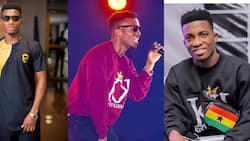 Kofi Kinaata ranked in billboard's 'Top 5 Most-Watched HomeGrown artistes in Africa; Fameye reacts