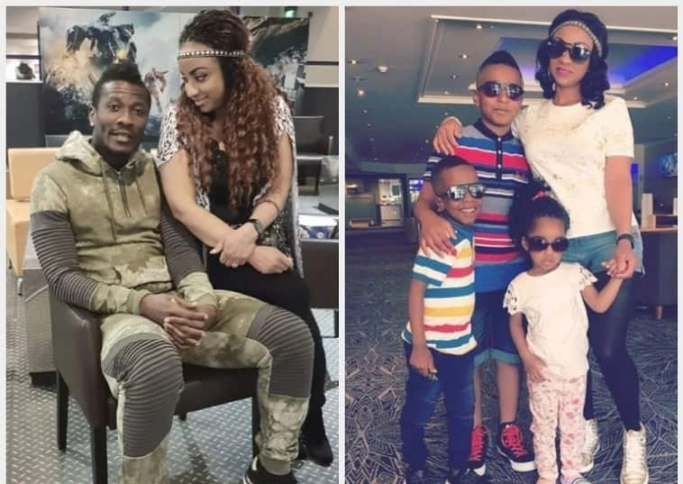 asamoah gyan wife instagram pictures of asamoah gyan wife asamoah gyan's wife asamoah gyan new wife