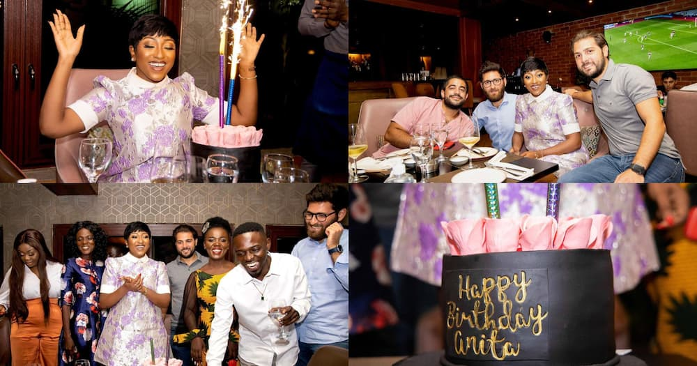 Anita Akuffo: TV3 Celebrates 28th Birthday With A Party; Lovely Photos And Video Drop