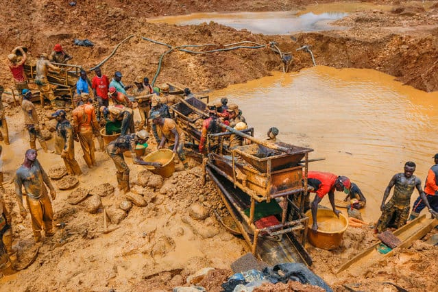 Small scale miners plan demo