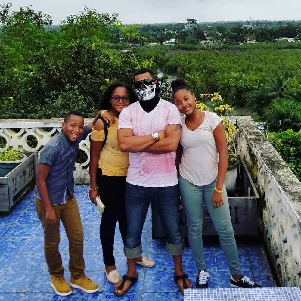 Van Vicker tells his life story 17th marriage anniversary with wife Adjoa